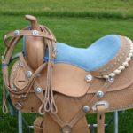 Разновидность седла для лошадей