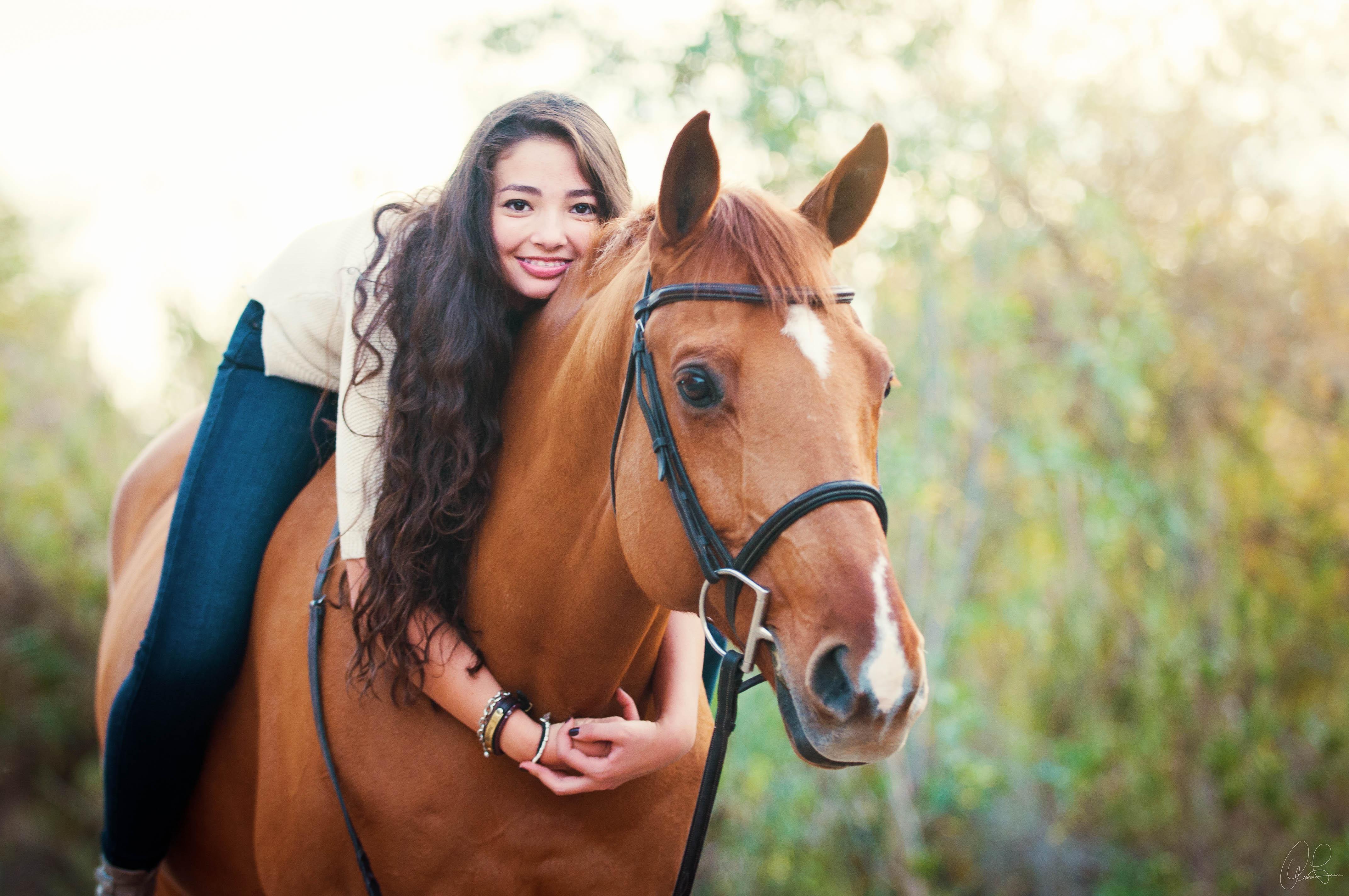 Иппотерапия лошадьми